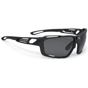 Rudy Project Sintryx Glasses Matte Black/Smoke Black